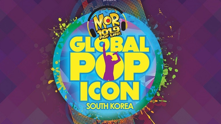 The search for Filipino talents in South Korea in ABS-CBN MOR Global Pop Icon