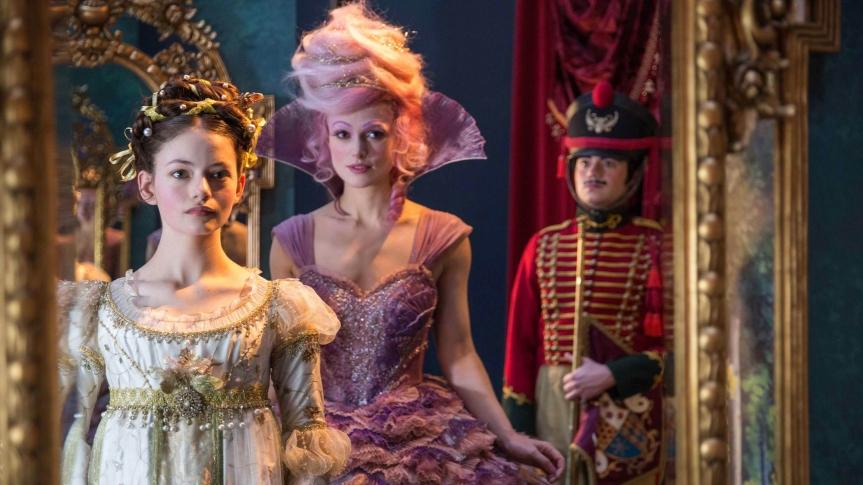 """New Trailer Reveals Disney's Magical Film """"The Nutcracker and the FourRealms"""""""