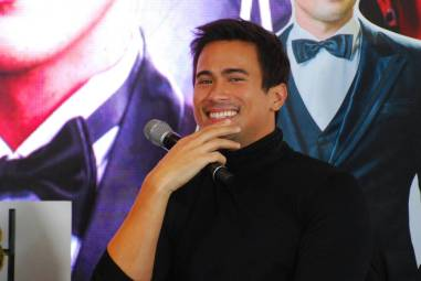 Sam Milby as Ace on Halik