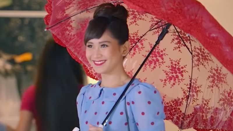 Sarah, pinupuri ang kahusayan sa pagganap sa Pinoy version ng 'Miss Granny', 70s songs binigyan ng bagongbuhay