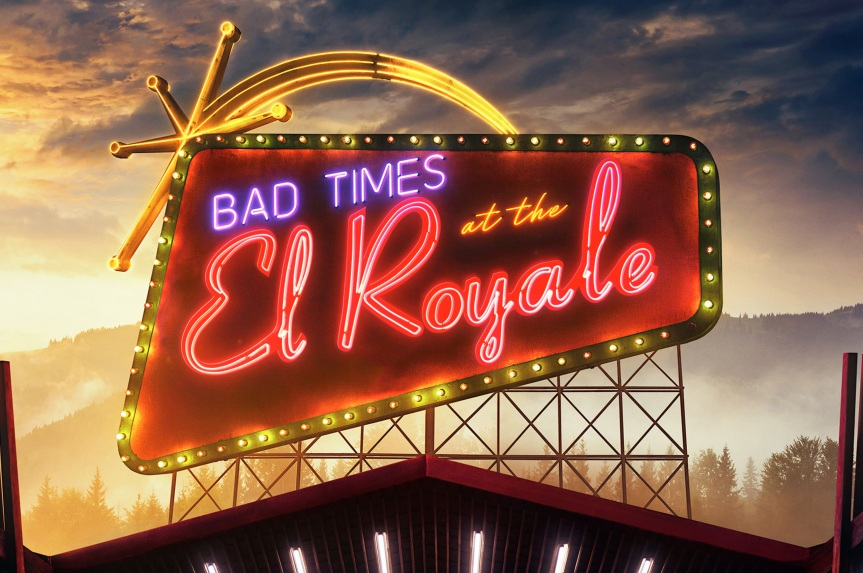 """""""Bad Times at the El Royale"""" Latest TrailerDrop"""