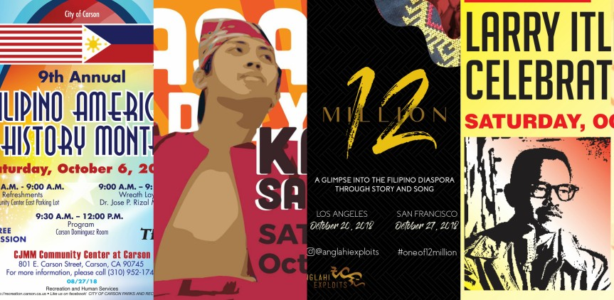 4 Events to go to for Filipino-American History Month with TFC