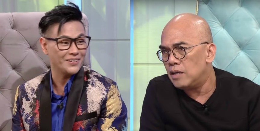RS Francisco, bravely answers Boy Abunda's questions in Fast Talk