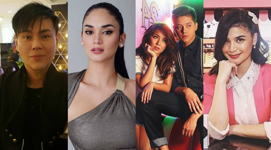 "Pia Wurtzbach, KathNiel, Anne Curtis, at mga bigating celebrities, excited na sa play ni RS Francisco na ""M. Butterfly"""
