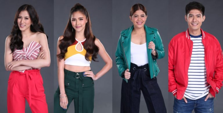 Star-Hunt-hosts-Alex-Gonzaga-Kim-Chiu-Melai-Cantiveros-Robi-Domingo-768x389