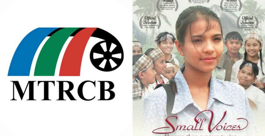 MTRCB, holding a film showing to celebrate World Teachers' Day