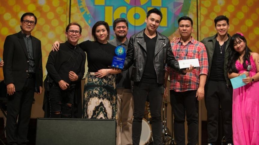 Tubong Capiz na si Yuli Mike Leonor, kampeon sa MOR Global Pop IconKorea