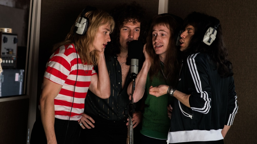 """The Making of Legendary Band Queen in """"Bohemian Rhapsody""""Movie"""