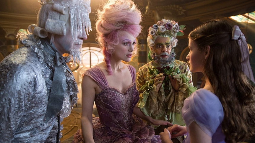 """Disney's """"The Nutcracker and the Four Realms"""" Takes You on an UnforgettableAdventure"""