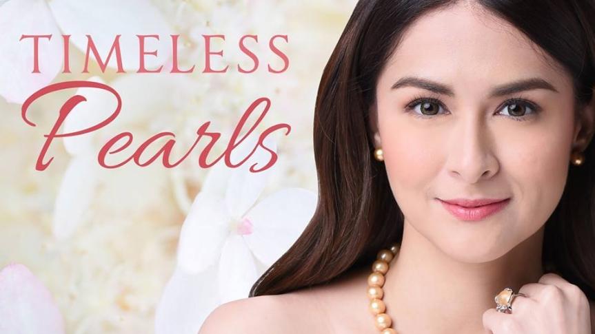Marian, ido-donate sa 'Smile Train Philippines' ang bahagi ng kikitain sa kanyang pearlscollection