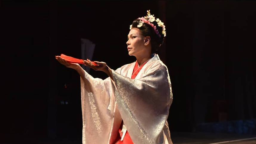RS Francisco's production of M. Butterfly, 2 nominations for the 2018 BroadwayWorld Philippines Awards