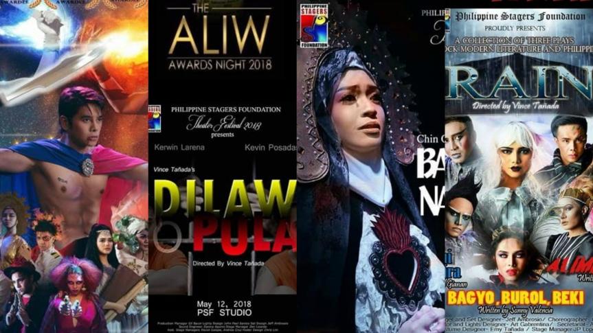 Philippine Stagers Foundation, may 17 na nominasyon sa AliwAwards