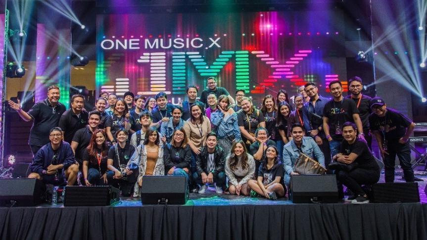 """One Music X Abu Dhabi 2018"" ng TFC, dinumog ng mga Kapamilya fans sa AbuDhabi"