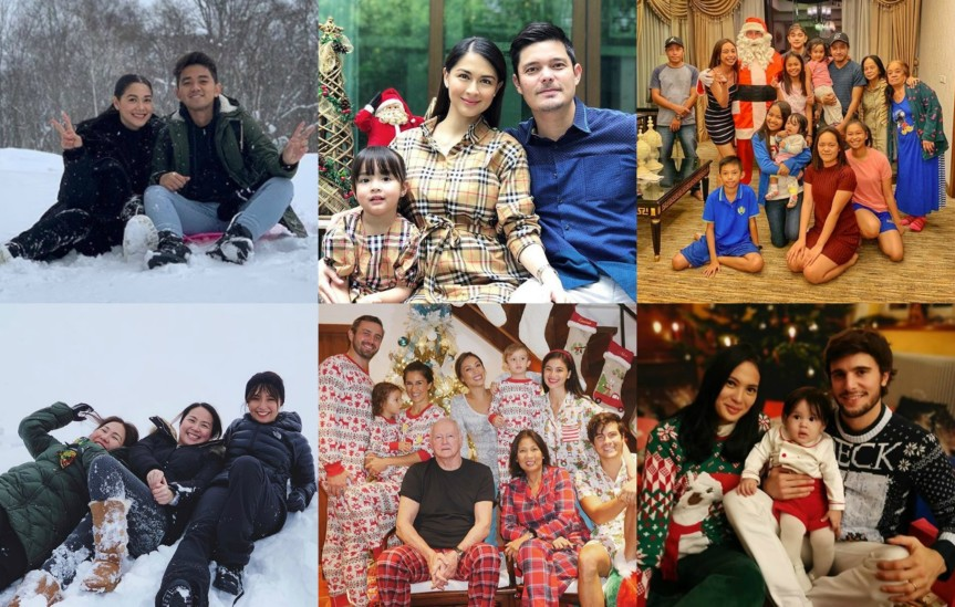 Marian Rivera, Anne Curtis, Coco Martin: This is how your favorite celebrities celebrate Christmas
