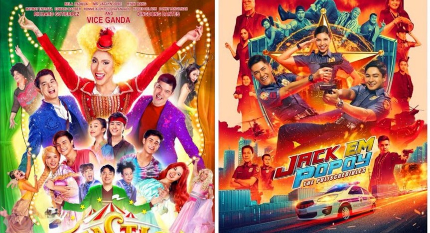 Fantastica at Jack Em Popoy: The Puliscredibles, naglalabanan sa pagiging topgrosser ng MMFF