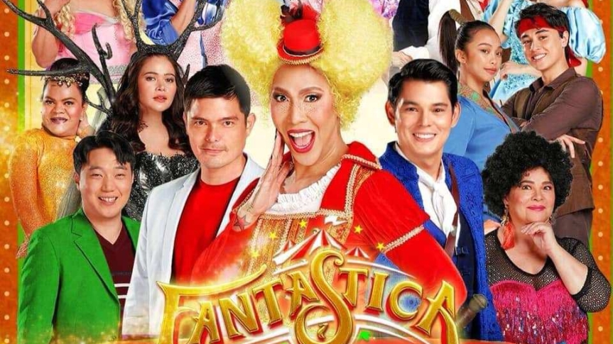 """Fantastica"", kumita na raw ng P300 Million"
