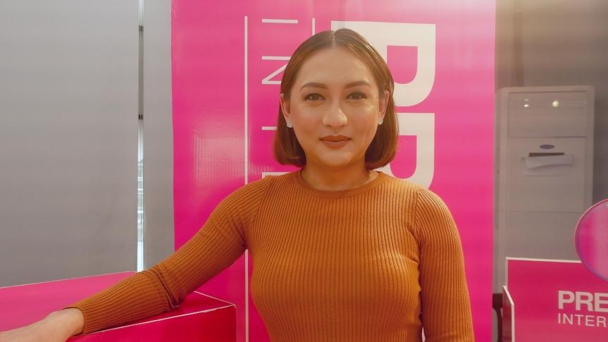 """Iyah Mina, endorser na ng beauty brand na """"Prestige"""""""