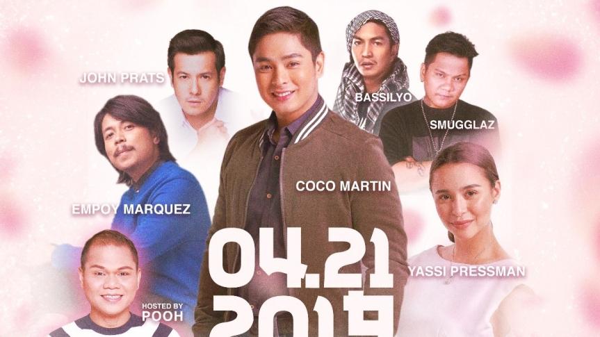 """Coco Martin at cast ng """"FPJ's Ang Probinsyano"""" makikisaya sa """"Kapamilya Fiesta WorldJapan"""""""