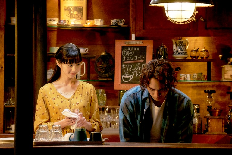 Nakajo & Tosaka in SNOW FLOWER movie