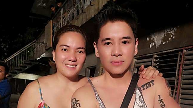 Vince Tañada shares his experience working with Sylvia Sanchez