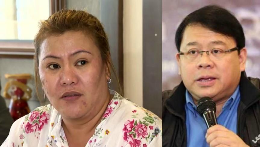 Kathelyn Dupaya, sinampahan ng kasong 'Syndicated Estafa'