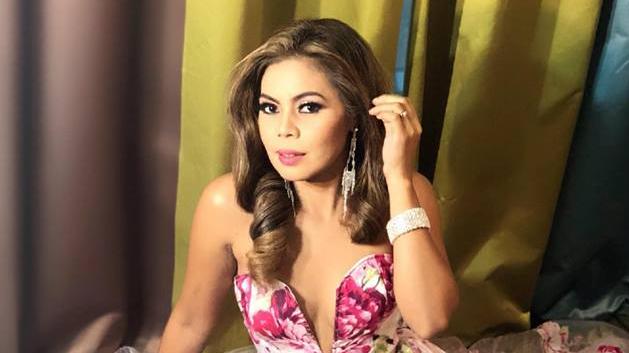 Miss Universe International 2018 Faye Tangonan, sasabak na rin ba sashowbiz?