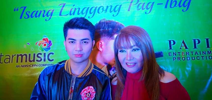 """Imelda Papin choose LA Santos to revive her song """"Isang LinggongPag-ibig"""""""
