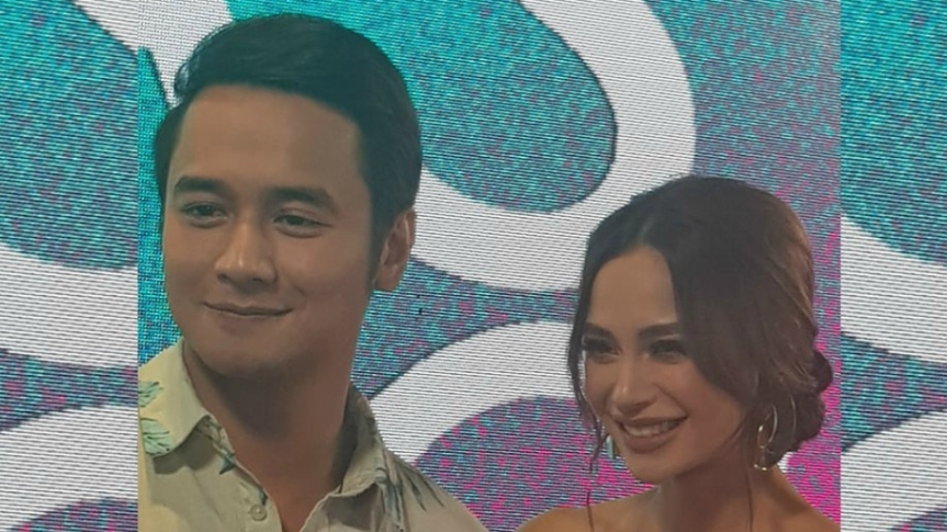 Arci Muñoz and JM de Guzman reminisce their youthful days in the theater