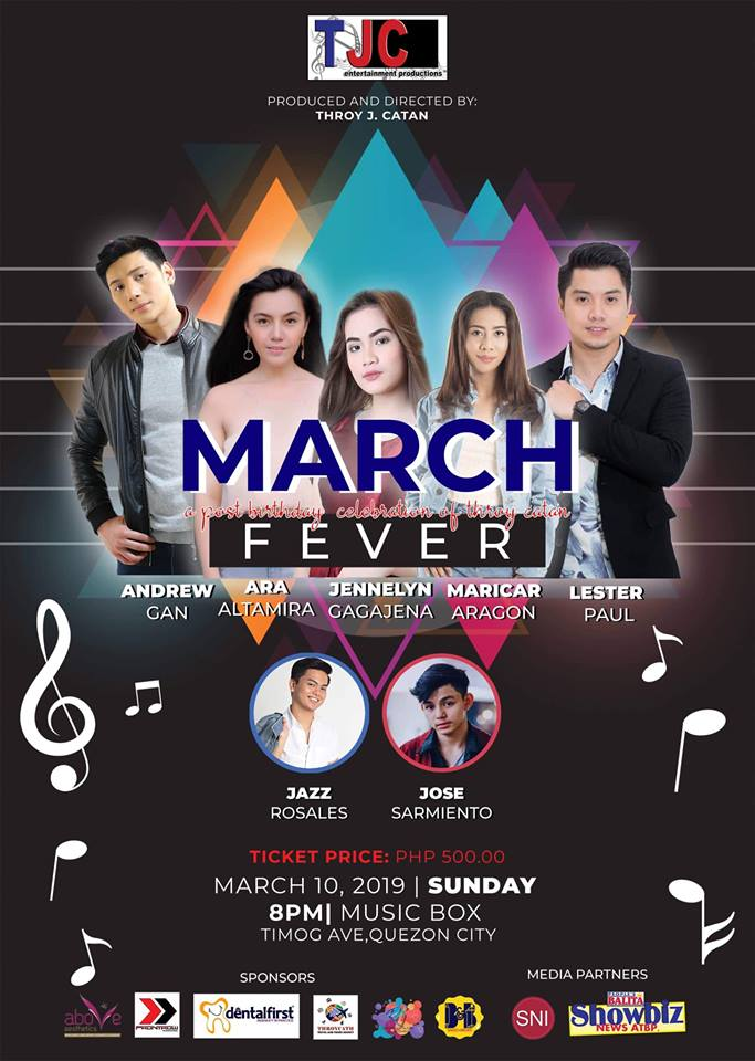march fever