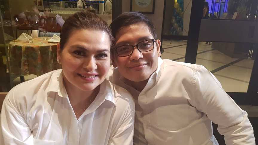 Aiko Melendez supports his politician boyfriend despite criticism