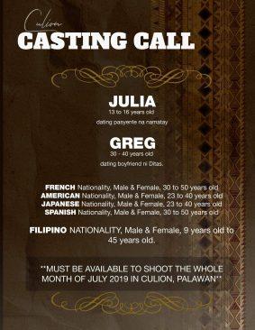 Casting Call (2)