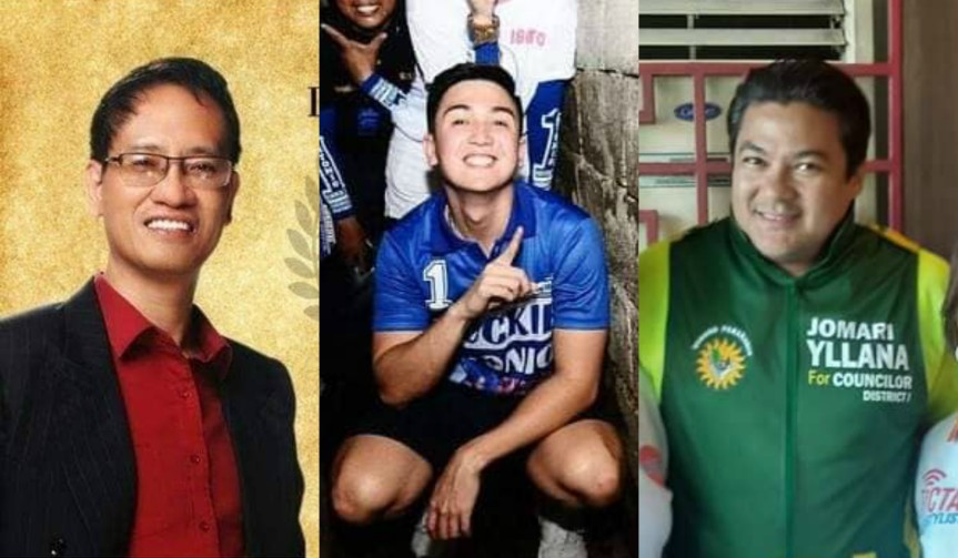 Danton Remoto, Chuckie Antonio, and Jomari Yllana: 3 most talked-about personalities who are running forcouncilor