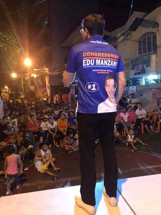 Edu Manzano san juan