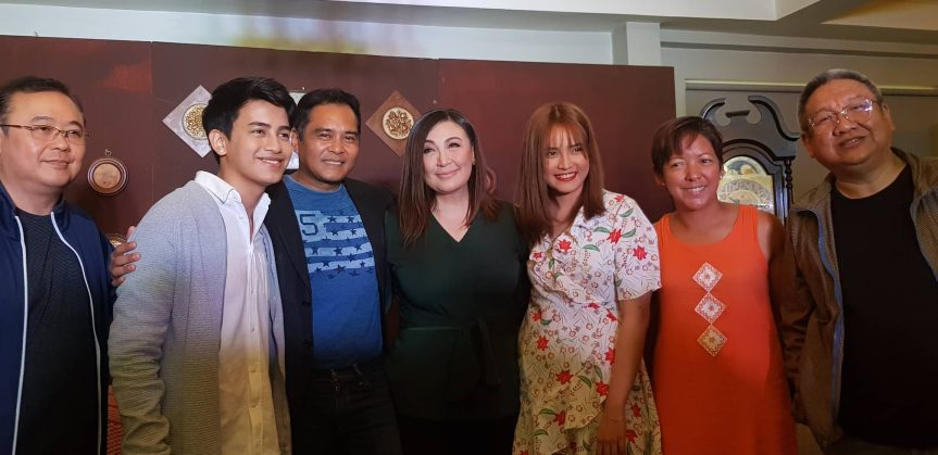 After 41 years in showbiz, Megastar Sharon Cuneta appears in her very first horror movie