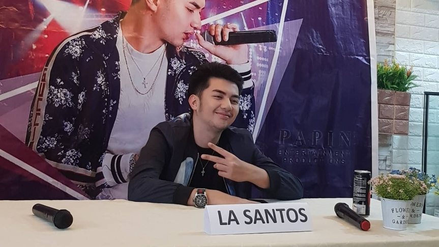 "LA Santos wants to do daring scenes in his music video ""Isang Linggo'ng Pag-Ibig"""