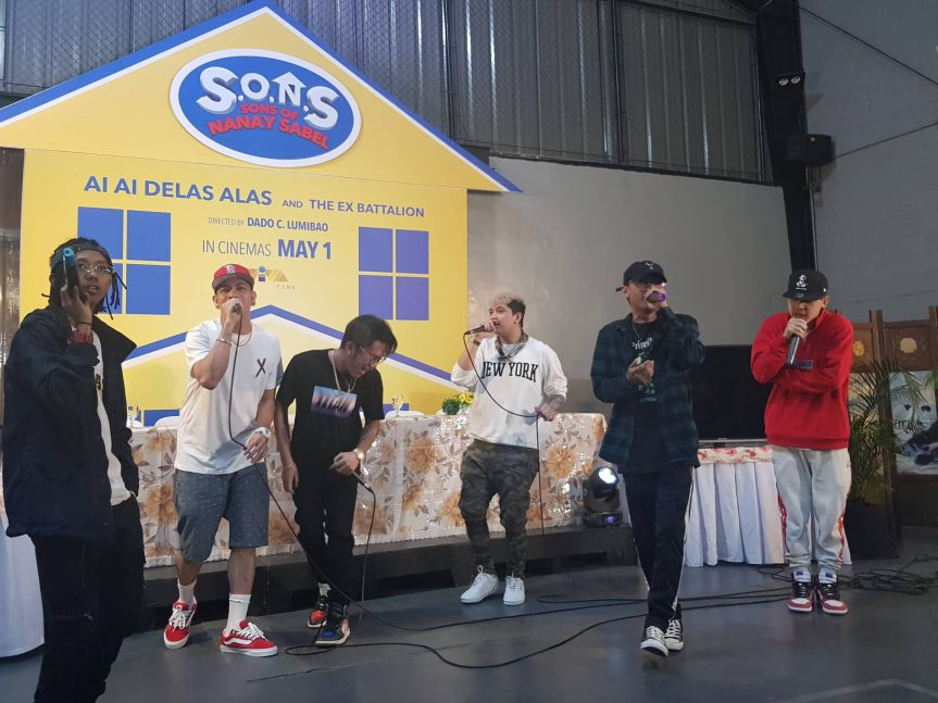 SONS Press Con AiAi Ex-Battalion (5)