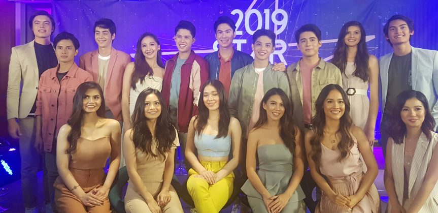 Star Magic introduces 16 new faces in 2019 Star Magic Circle