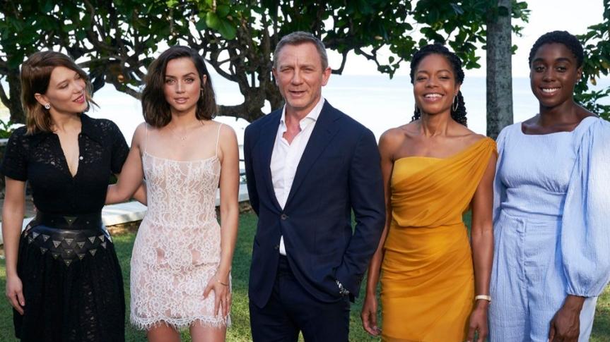 The 25th James Bond Adventure Set to Start PrincipalPhotography