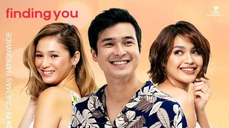 """Finding You"" receives good reviews during the premiere night"