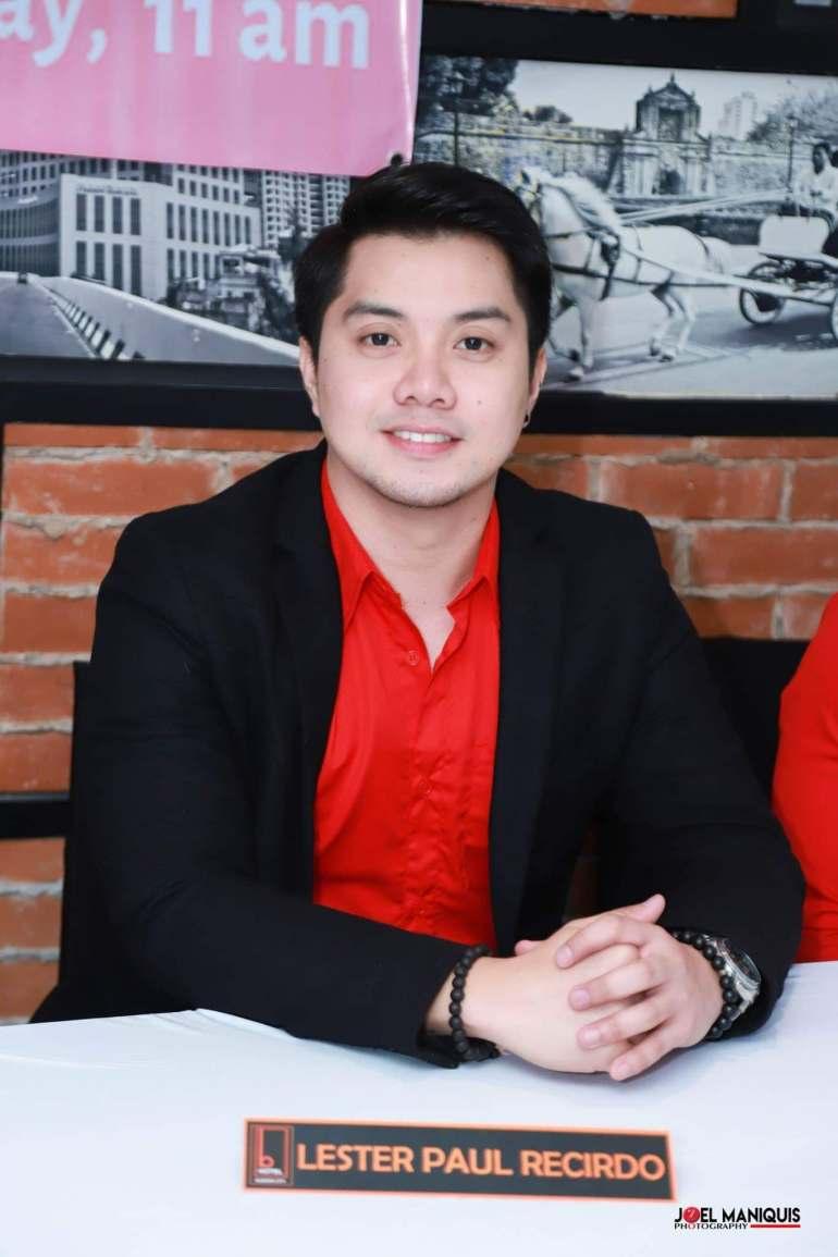 Lester Paul red