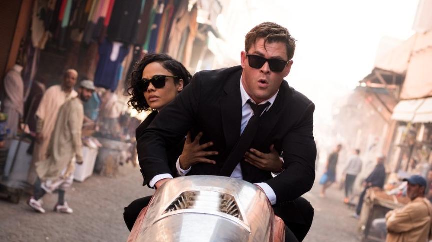 "New ""Men in Black International"" Trailer Hypes Action-PackedAdventure"
