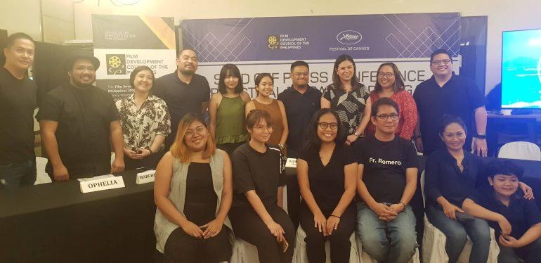 Philippine Delegates Cannes Film Festival