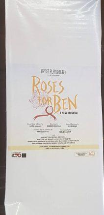 Roses for Ben presscon (1)
