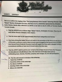Dinky Doo contracts For3al Production (5)