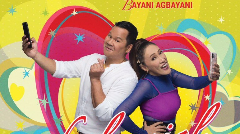 "Aiai, Bayani bring laughter at the premiere night of ""Feelennial"""