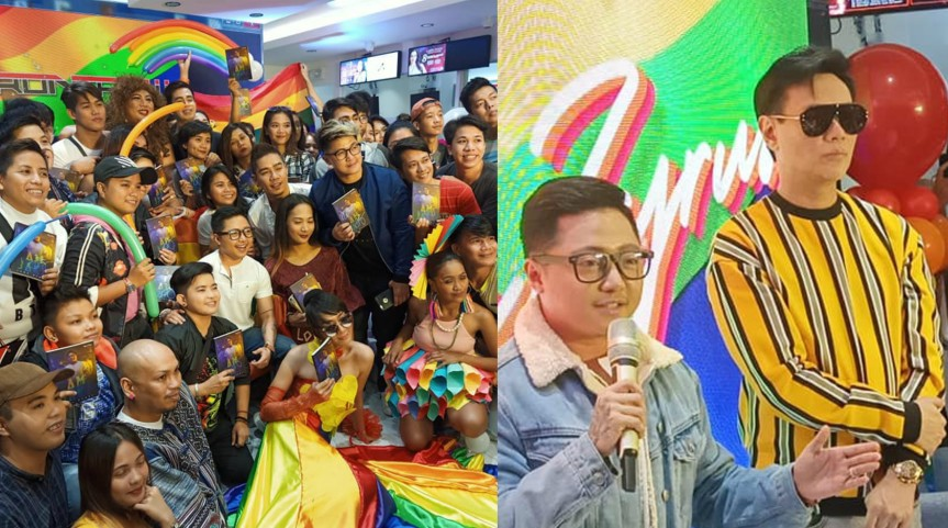 """Frontrow: We Are Proud"", a very successful LGBT event"