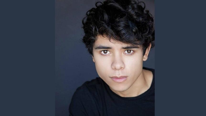 Filipino-American Martin Martinez stars in a movie 'SavingFlora'