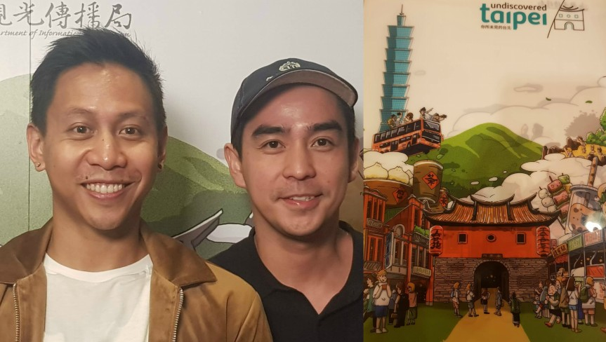 Discover the Fun in Taipei with MikeyBustos