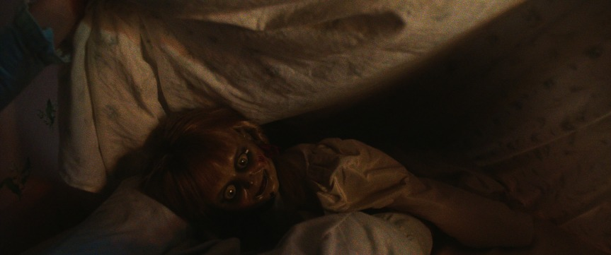 "Demonic Possessions Begin When ""Annabelle Comes Home"""