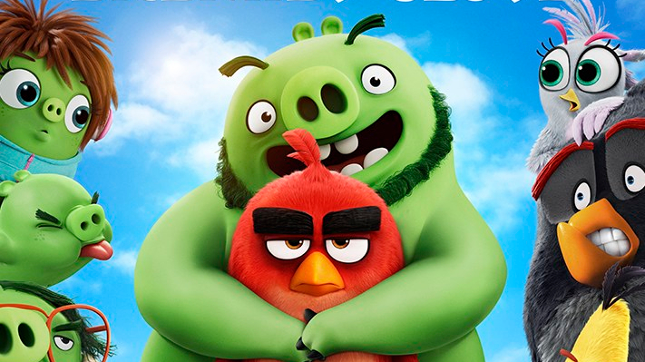 "The U.N., Cast of ""The Angry Birds Movie 2"" Join Forces on Climate Chance Campaign"